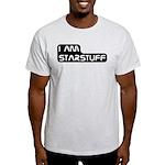 Carl Sagan Starstuff Light T-Shirt