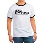 Carl Sagan Starstuff Ringer T