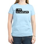 Carl Sagan Starstuff Women's Light T-Shirt