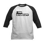 Carl Sagan Starstuff Kids Baseball Jersey