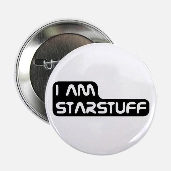 """Carl Sagan Starstuff 2.25"""" Button"""