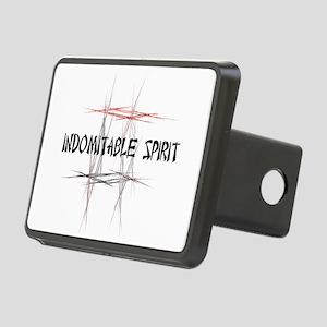 Martial Arts Indomitable Spirit Hitch Cover