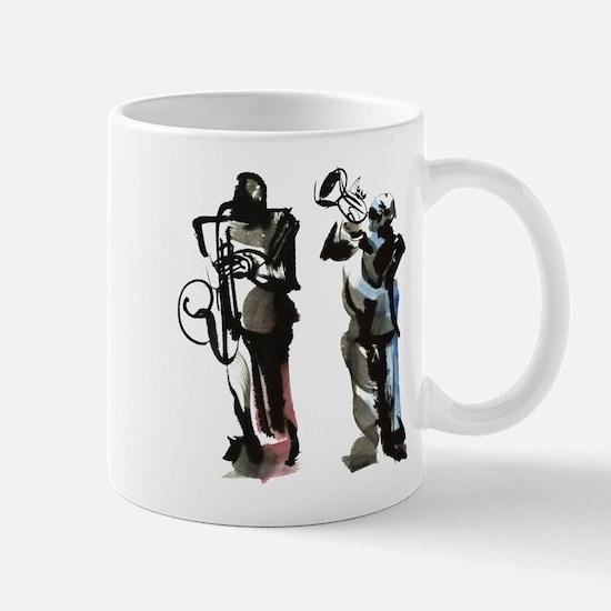 Jazz musicians Mug