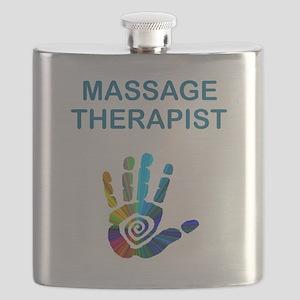 MASSAGE THERAPIST Flask
