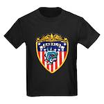 USS SABALO Kids Dark T-Shirt