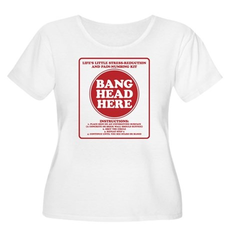 Bang Head Here Stress Reduction Kit Women's Plus S