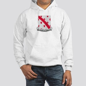 DUI - 70th Engineer Battalion Hooded Sweatshirt