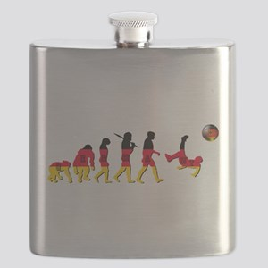 German Football Evolution Flask