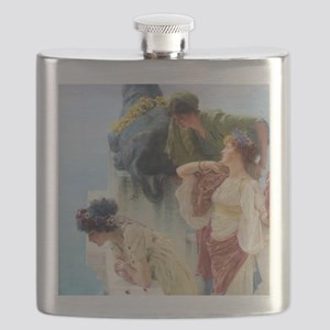 A Coign of Vantage Flask