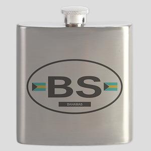BAHAMAS Flask