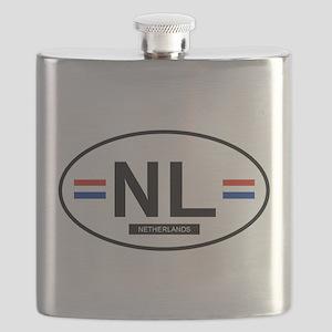 NETHERLANDS Flask