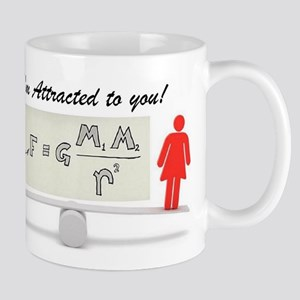 I'm Attracted to you Mug