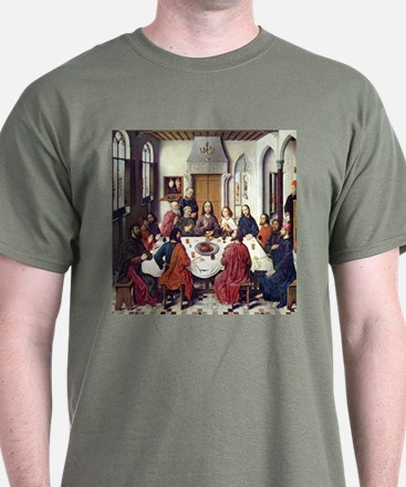 Dieric Bouts Last Supper (Detail) T-Shirt
