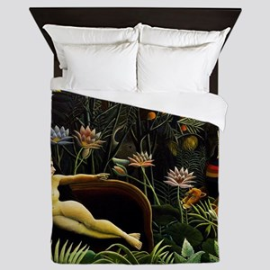 Henri Rousseau The Dream Queen Duvet