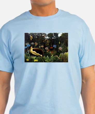 Henri Rousseau The Dream T-Shirt