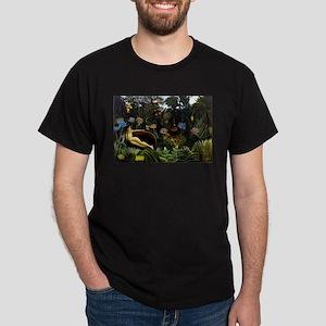 Henri Rousseau The Dream Dark T-Shirt