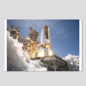 Atlantis Launch STS 132 Postcards (Package of 8)