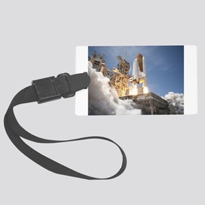 Atlantis Launch STS 132 Large Luggage Tag