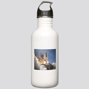 Atlantis Launch STS 132 Stainless Water Bottle 1.0