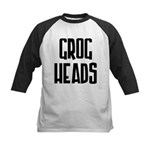 GrogHeads Text Logo Kids Baseball Jersey