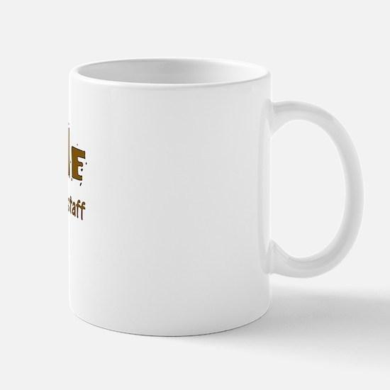 Caffeine On Staff Mug