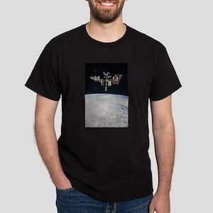 International Space Station Dark T-Shirt