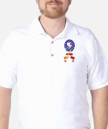 September 11 Anniversary Golf Shirt
