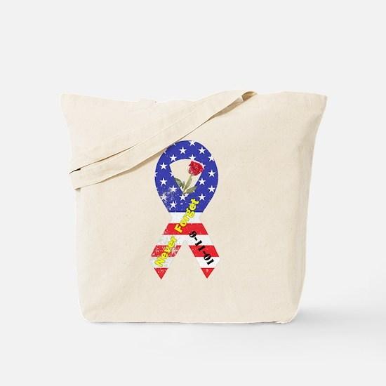 September 11 Anniversary Tote Bag