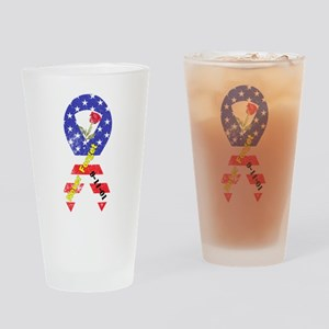 September 11 Anniversary Drinking Glass