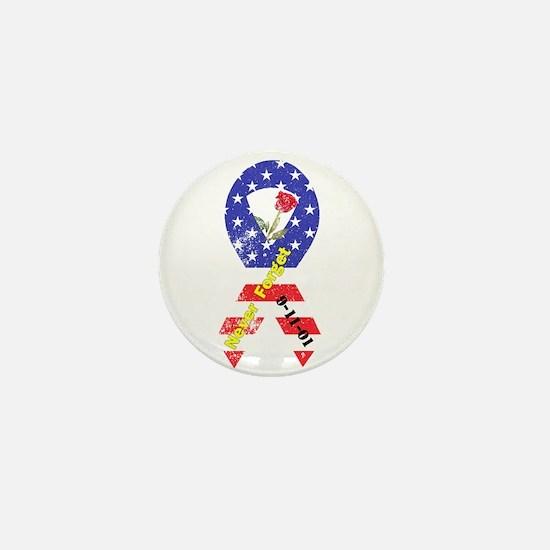 September 11 Anniversary Mini Button