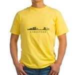 Singapore Yellow T-Shirt
