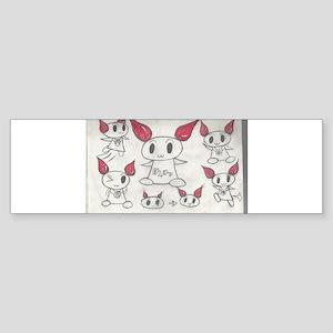 Chibis Sticker (Bumper)