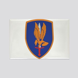 Fort Rucker Rectangle Magnet