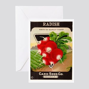 Antique Seed Packet Greeting Cards (Pk of 10)