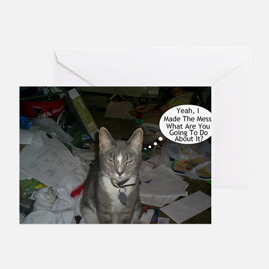 What You Going To Do? Greeting Cards (Pk of 10
