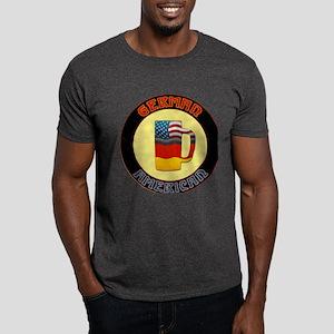 German American Beer Stein Dark T-Shirt