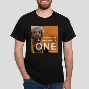 Maimonides - Soul is One, Dark T-Shirt