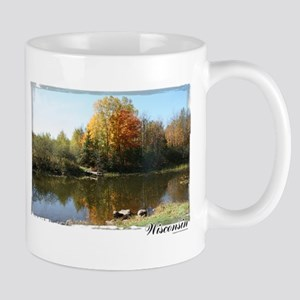 Autumn Pond Mug