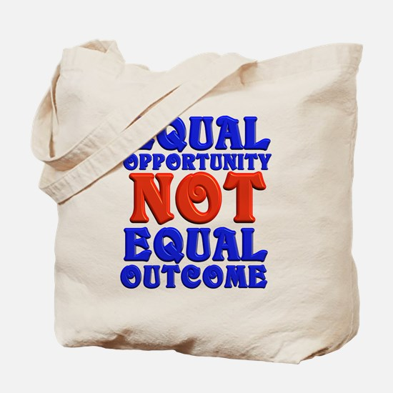 Equal Opportunity Tote Bag