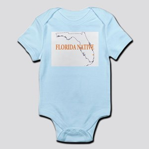 Florida Native Infant Bodysuit
