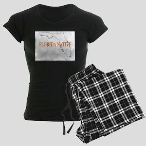 Florida Native Women's Dark Pajamas