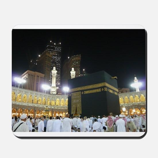 Kaaba Sharif Mousepad