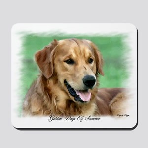 Golden Retriever Gifts Mousepad