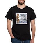 Santa Anna Tile Dark T-Shirt