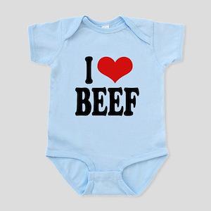 ilovebeefblk Infant Bodysuit