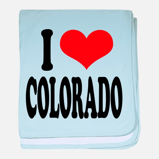 ilovecoloradoblk.png baby blanket