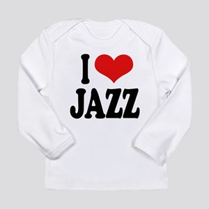 ilovejazzblk Long Sleeve Infant T-Shirt