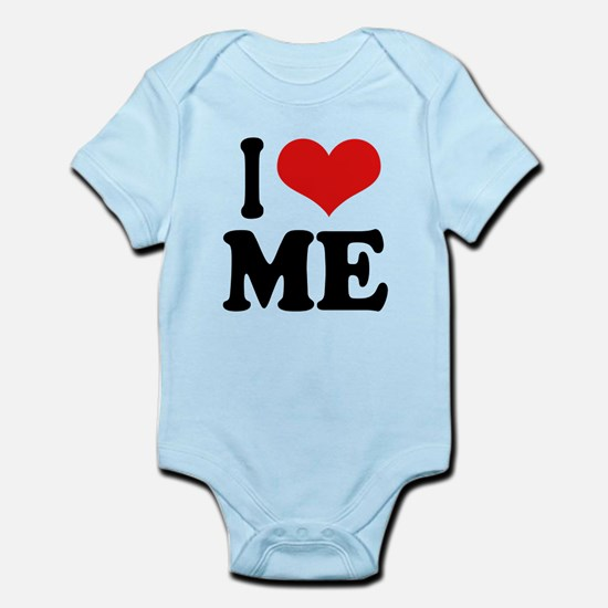 ilovemeblk.png Infant Bodysuit
