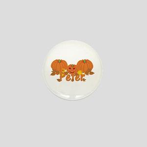 Halloween Pumpkin Peter Mini Button
