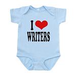 ilovewritersblk Infant Bodysuit